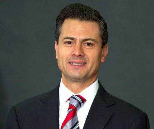 Enrique Peña Nieto. alleged agent of the Shadow Government.