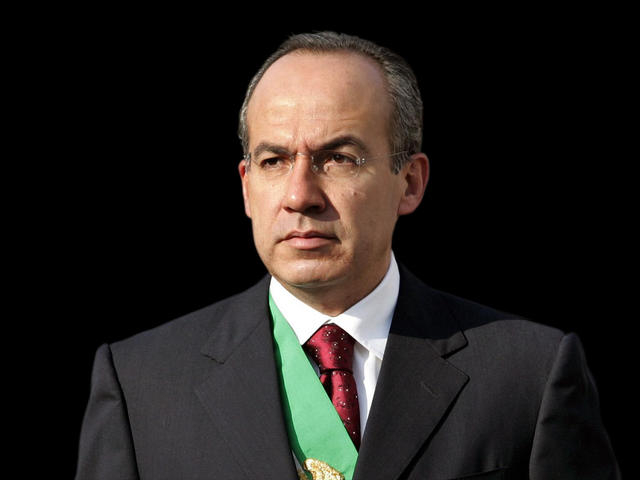 Pemex Bombing: a Deep Message from Dark Elite. | Crimes of ... Felipe Calderon