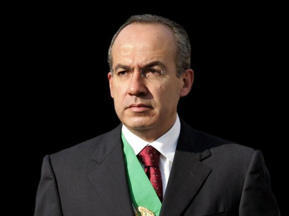 Felipe Calderon-ushered in a Dark era. Left office in 2012.