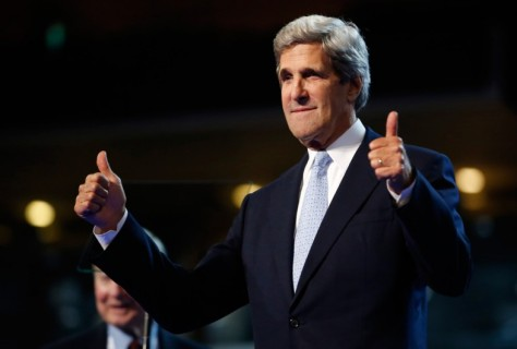 Kerry:the Humanitarian Bonesman