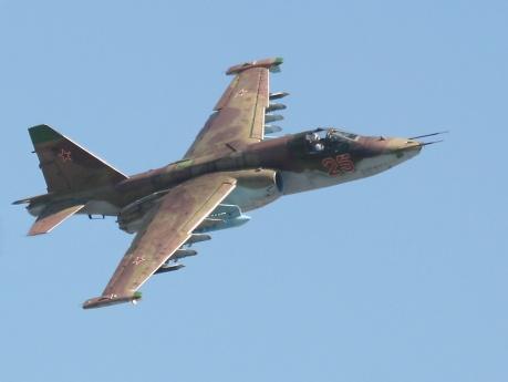 Sukhoi SU25.