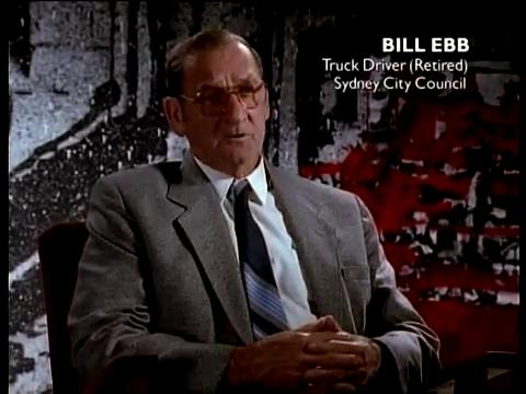The Truck Driver Bill Ebb