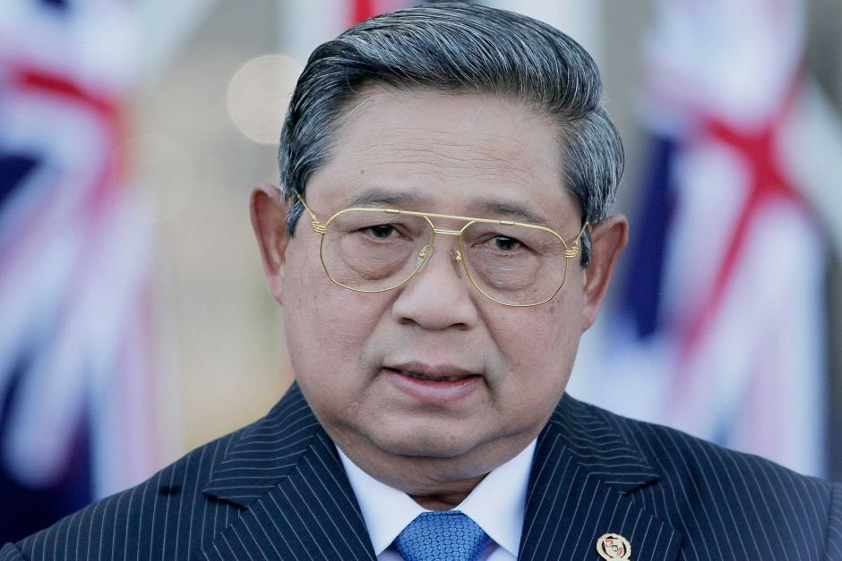 The Departing President SBY