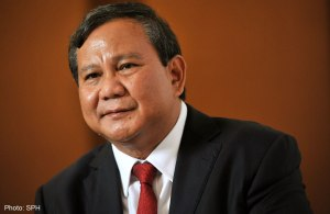 The Defeated Candidate Prabowo. His history is more than a little sinsiter. Will his backers seek revenge?
