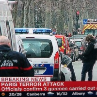 Charlie Hebdo: the Third Man