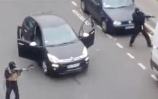 The gunman in Paris Two men and no getaway driver.