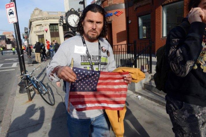 Carlos Arredondo the phony hero with the fake