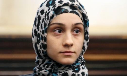 Tsarnaev sister is also in prison.