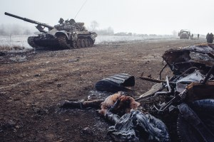 The Donbass War Restarting: Peski Clashes
