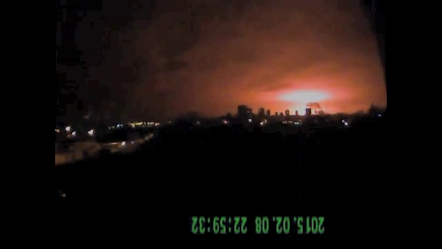 Donetsk, January 8th, 2015.
