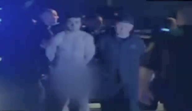 Tamerlan in custody.