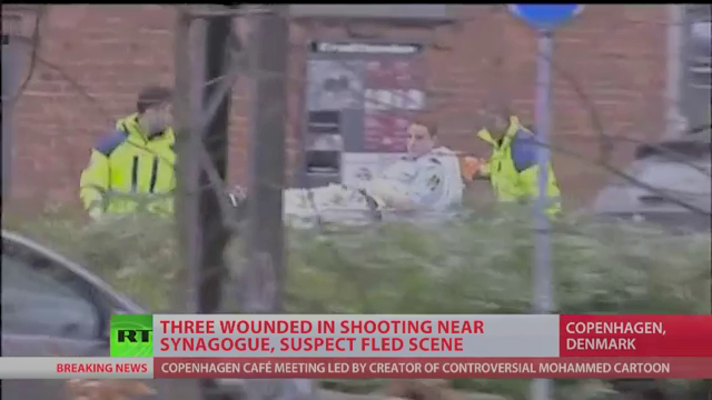 Wounded in Copenhagen?