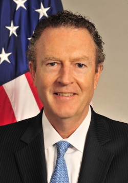 Kelly Welsh formerly of Northern trust now with the US Commerce Department. Major Emanuel contributor.