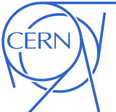 The strange Cern symbol is not hard to read.