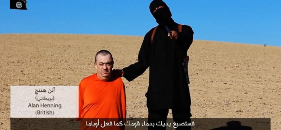 John's fake hits, prior to the faux execution of Alan Henning.