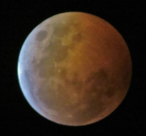 The Final Blood Moon in the Tetrad Rises!