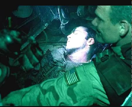 From Black Hawk down (all images from What Really Happened)