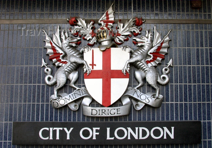 The Owners-City of London crest.