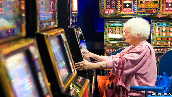 Like paedophiles, the soul destroying poker machines prey on the weakest and most vulnerable. The exact people the church is supposed to protect.