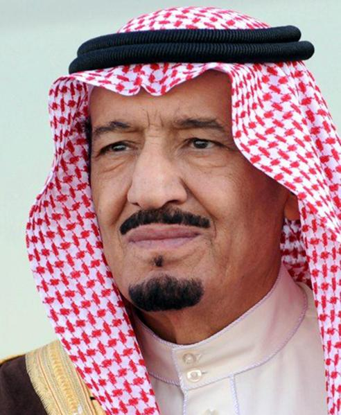 The last King Of Saudi Arabia? King Salman.