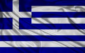 The Flag of Greece.