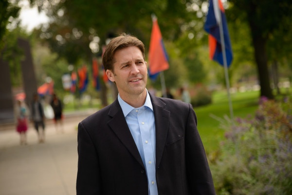 Republican Congressman Ben Sasse, in a just world he would be a streetwalker on the SUnset Boulevard, ibstead he works for Israel.