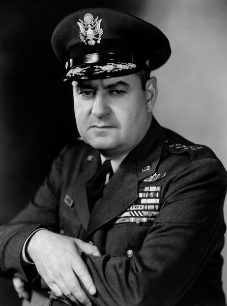 Curtis LeMay in the 1940s.