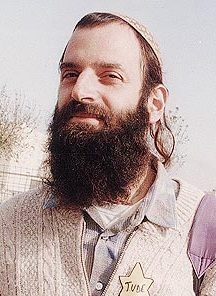 Baruch Goldstein, the Jewish Supremacist from New York who murdered 29 people as they prayed in Hebron's Ibrahimi Mosque in 1994.