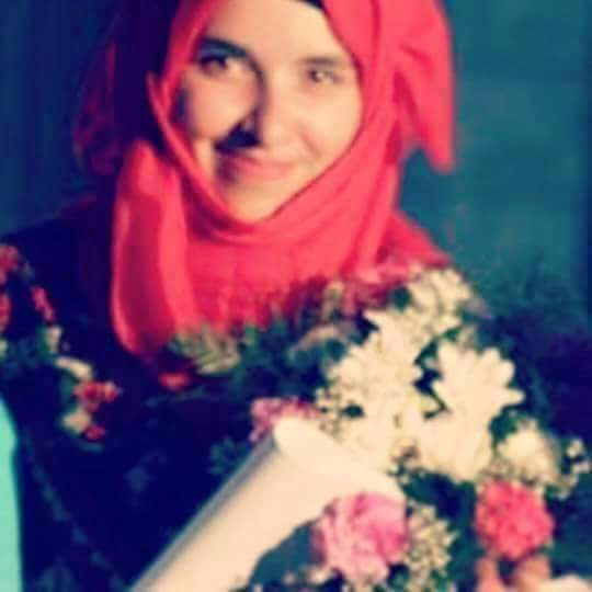 Murder victim Hadeel al Hashlamoun.