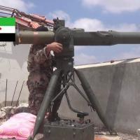 Setbacks in Syria- Jihadist Rockets take a Heavy Toll on Syrian Army Tanks.
