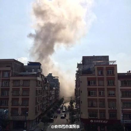 The cloud created by the Guangxi bomb makes the parcel bomb hypothesis hard to swallow.