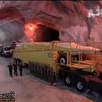 Iran Unveils Secret Underground Base.