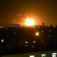 NEW Tianjin Explosion Two Months after Megablast.