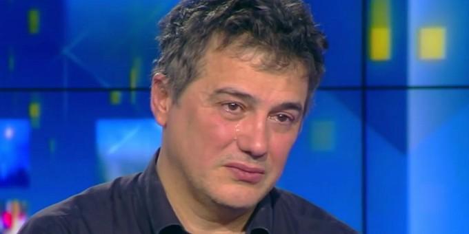 Former Charklie hebdo writer and French SAMU emt employee Patrick Pelloux.