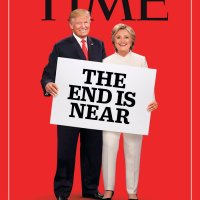 US Election: American Apocalypse.
