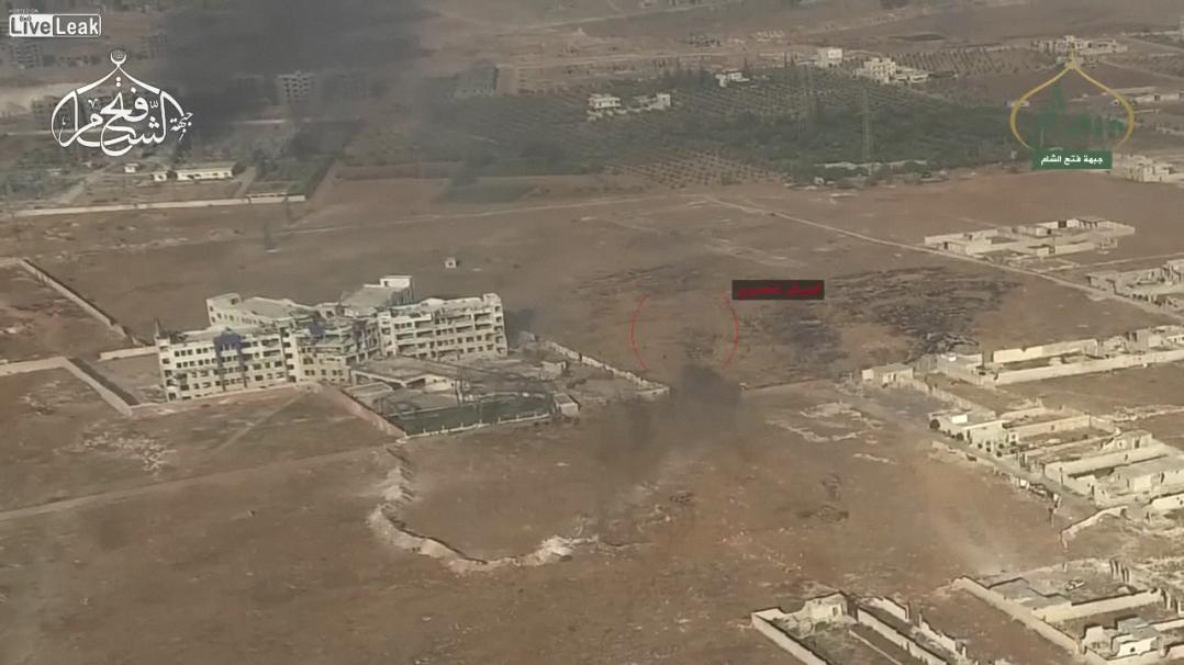The Himat school prio to the al Nusra attack.