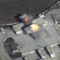 Russia Starts Airstrikes in Syria.