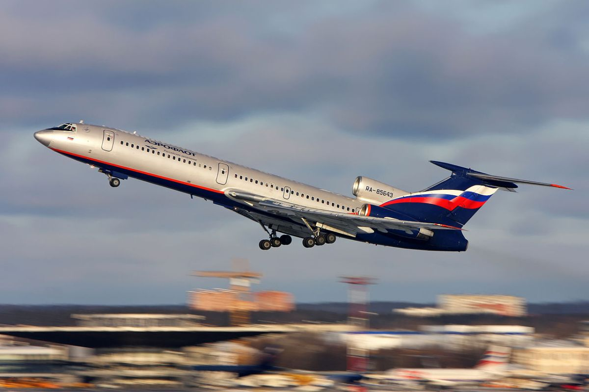 A Russian Military Plane with 92 Aboard has Crashed in the Black Sea.