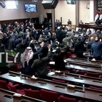 The Iraqi Parliament Just Approved Legislation Demanding the Exit of the US Military.