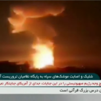 Iran Attacked Two US Military Bases in Iraq in Retaliation for Soleimani Murder.